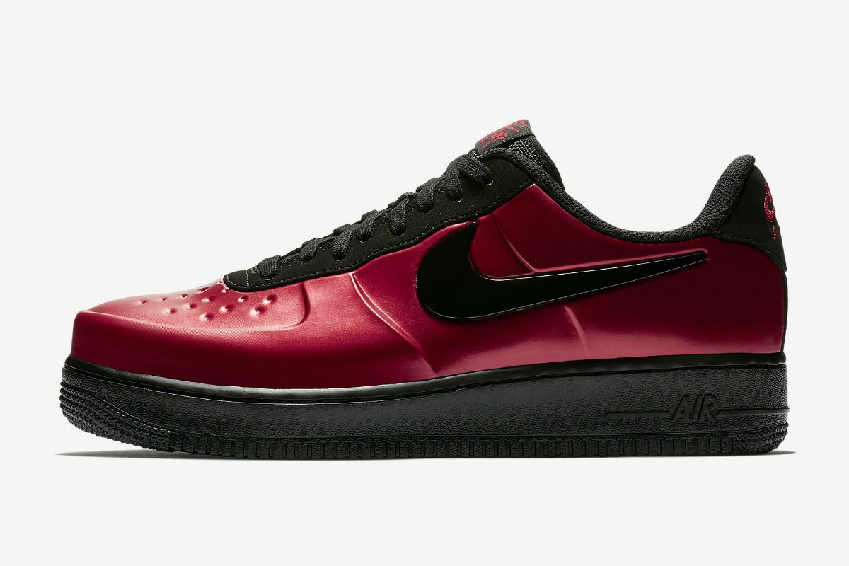 Nike Air Force 1 Foamposite Pro Cup gym red