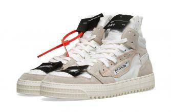 Off-White Off-Court Sneaker Black/ White