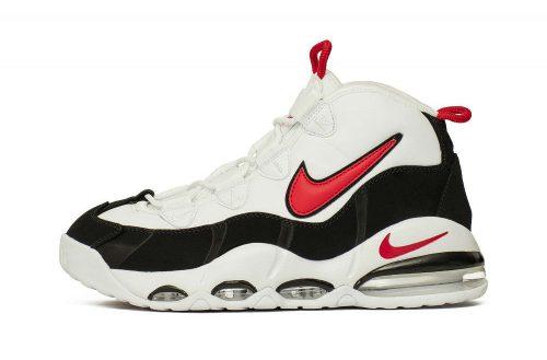 Nike Air Max Uptempo 95 OG White Black Red